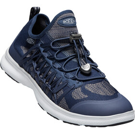 Keen Uneek Exo Shoes Men Dress Blues/Grey Flannel